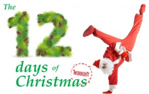 12 days of Christmas – CrossFit Droogs